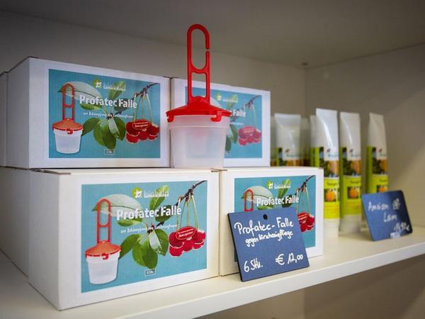 biophelp Garten & Bienen - unser Geschäft